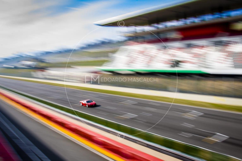Ferrari 458 Italia, Autodromo del Mugello