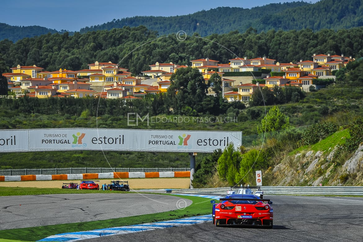 Ferrari 458 GT3, European Le Mans Series, Estoril