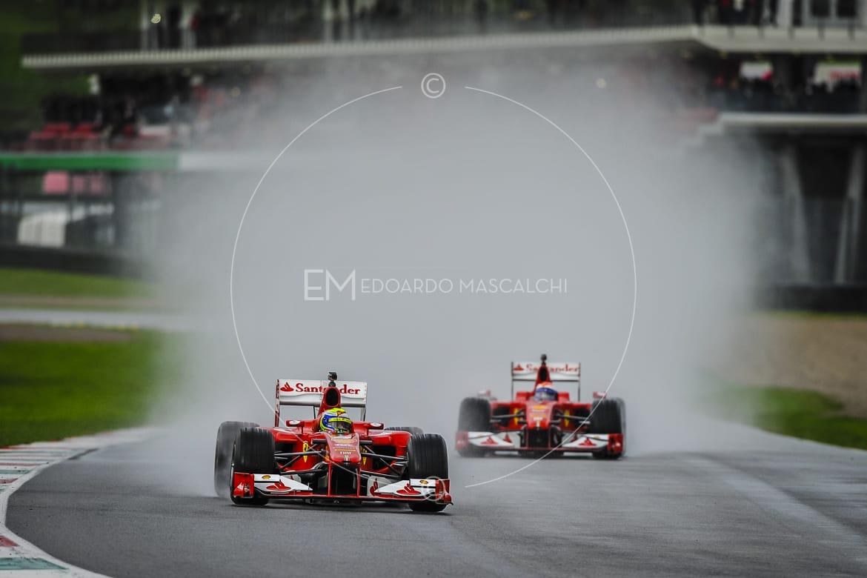 Felipe Massa, Finali Mondiali 2013, Autodromo del Mugello