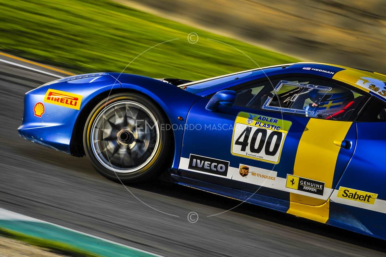 Ferrari Challenge, Finali Mondiali 2013, Autodromo del Mugello
