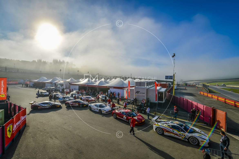 Ferrari Challenge, Finali Mondiali 2015, Autodromo del Mugello