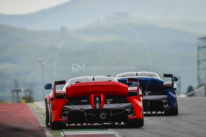 Ferrari FXX K, Finali Mondiali 2015, Autodromo del Mugello