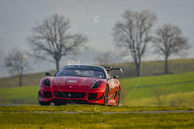 Ferrari 599XX Autodromo del Mugello