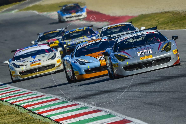 Ferrari Challenge North America, Finali Mondiali 2015, Autodromo del Mugello