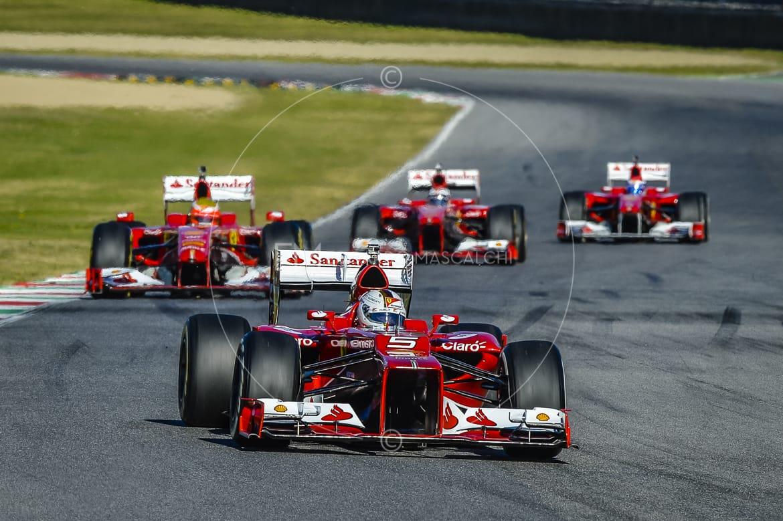 Sebastian Vettel, Finali Mondiali 2015, Autodromo del Mugello