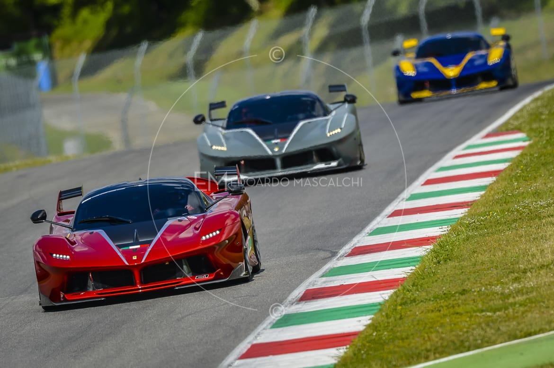 Ferrari FXX K, Autodromo del Mugello
