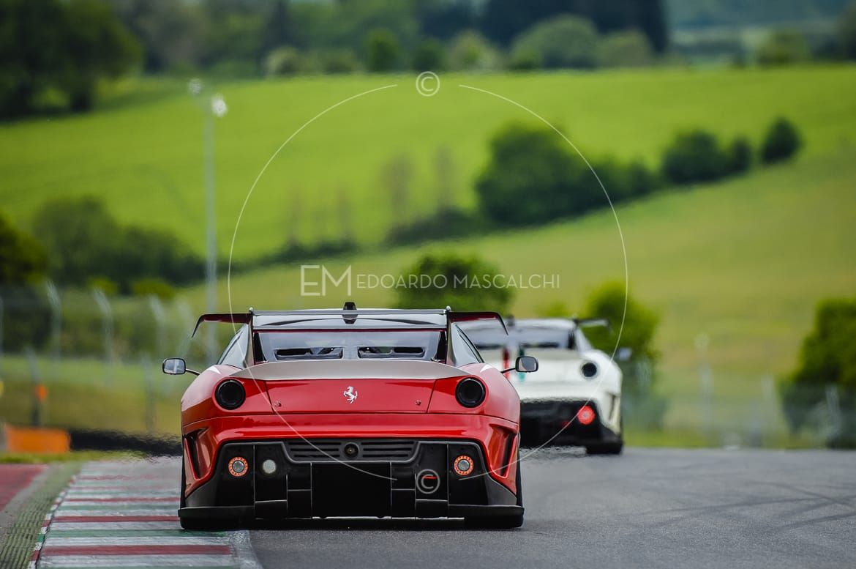 Ferrari 599XX, Autodromo del Mugello